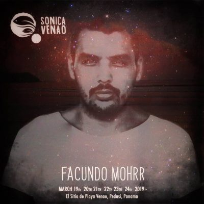 Listen to a mix from Facundo Mohrr from Sonica Venao 2019