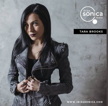 Tara Brooks on Ibiza Sonica Radio