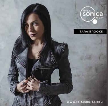 Tara Brooks on Ibiza Sonica Radio