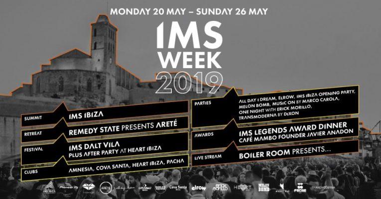 International Music Festival Ibiza 2019