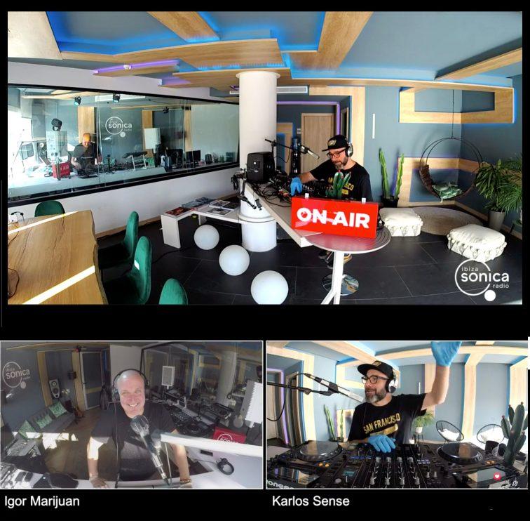 KARLOS B2B IGOR RADIO SHOW
