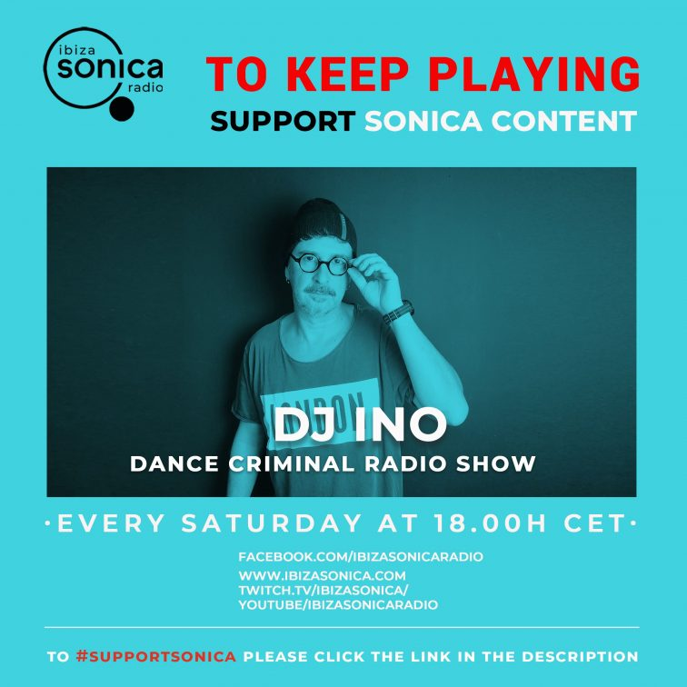 Dance criminal Radio Show by Dj Ino