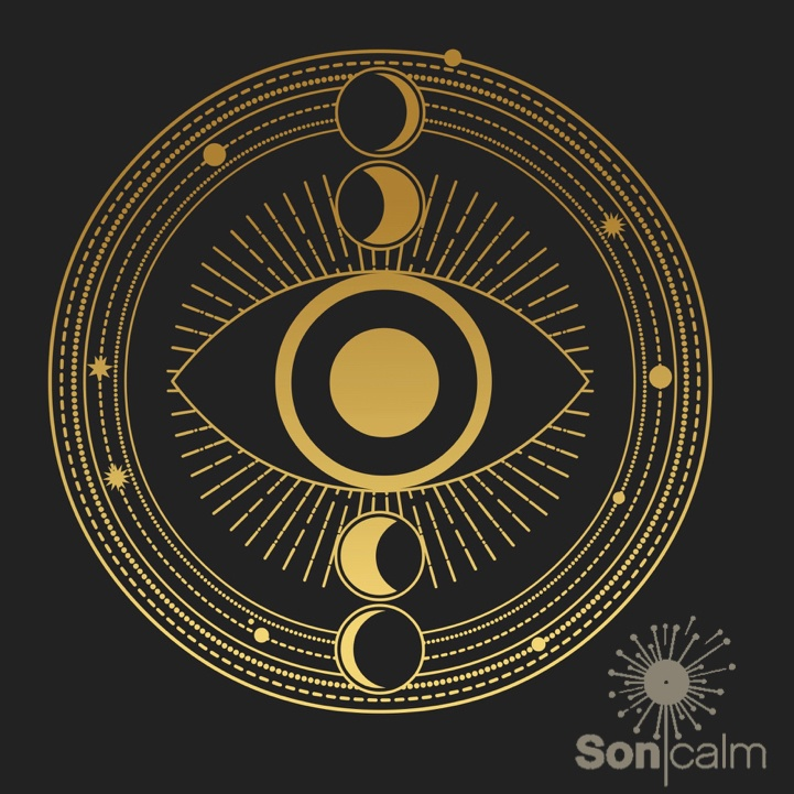 SONICALM - COSMOS 25/08/2020 at Ibiza Sonica Radio, Musical Selection for SONICALM by Rebaluz